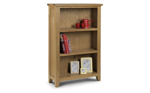 Astoria Low Bookcase - Furniture - Dream Floors and Furniture Ashton-Under-Lyne, Manchester