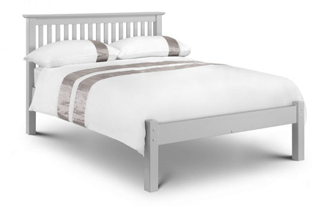 Barcelona Bed - Dove Grey - Furniture - Dream Floors and Furniture Ashton-Under-Lyne, Manchester