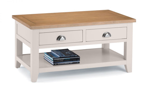 Richmond Coffee Table - Furniture - Dream Floors and Furniture Ashton-Under-Lyne, Manchester