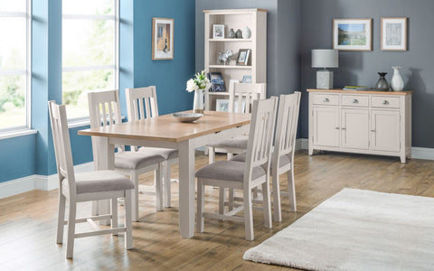Richmond Dining Set 6 Chairs - Furniture - Dream Floors and Furniture Ashton-Under-Lyne, Manchester