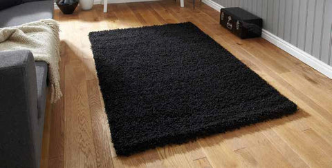 Vista 2236 Black - Rug - Dream Floors and Furniture Ashton-Under-Lyne, Manchester