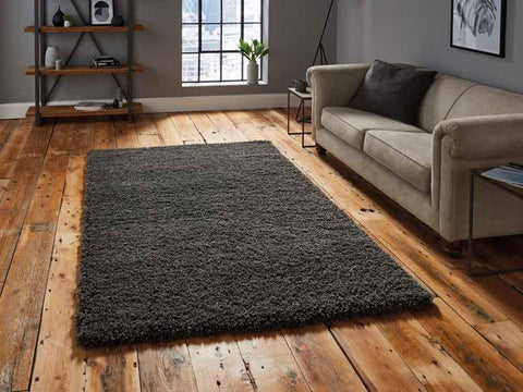 Vista 2236 Dark Grey - Rug - Dream Floors and Furniture Ashton-Under-Lyne, Manchester