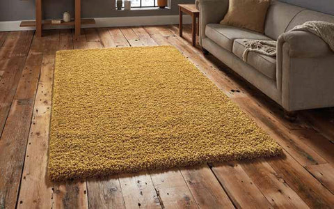 Vista 2236 Yellow Circle - Rug - Dream Floors and Furniture Ashton-Under-Lyne, Manchester
