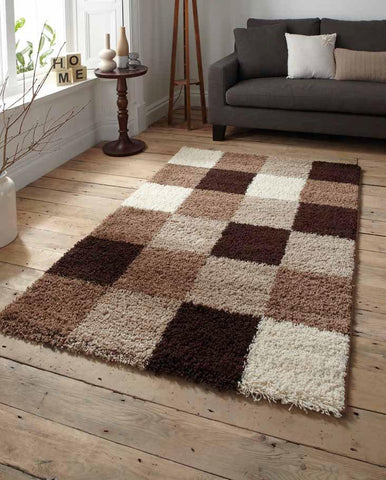 Majesty 2247A Check - Rug - Dream Floors and Furniture Ashton-Under-Lyne, Manchester