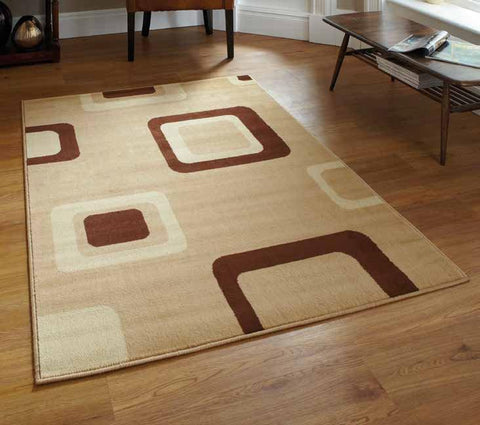 Diamond 2751 Beige - Rug - Dream Floors and Furniture Ashton-Under-Lyne, Manchester