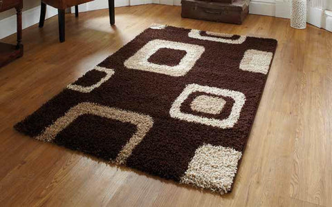 Majesty 2751 Brown - Rug - Dream Floors and Furniture Ashton-Under-Lyne, Manchester