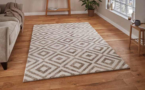 Elegant 4893 Beige - Rug - Dream Floors and Furniture Ashton-Under-Lyne, Manchester