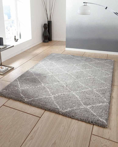 Royal Nomadic 5413 Grey/Cream - Rug - Dream Floors and Furniture Ashton-Under-Lyne, Manchester