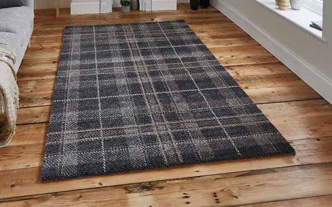 Wellness 6630 Dark Grey - Rug - Dream Floors and Furniture Ashton-Under-Lyne, Manchester