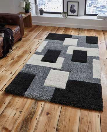 Fashion 7646 Grey - Rug - Dream Floors and Furniture Ashton-Under-Lyne, Manchester