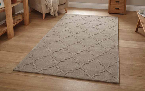 Hong Kong 8583 Beige - Rug - Dream Floors and Furniture Ashton-Under-Lyne, Manchester