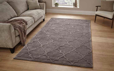 Hong Kong 8583 Mink - Rug - Dream Floors and Furniture Ashton-Under-Lyne, Manchester