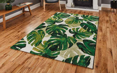 Havana 8598 Green - Rug - Dream Floors and Furniture Ashton-Under-Lyne, Manchester