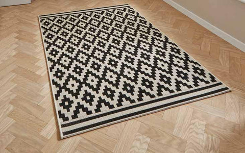 Cottage CT5581 Wool/Black - Rug - Dream Floors and Furniture Ashton-Under-Lyne, Manchester