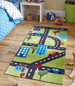 Hong Kong 5179 Green - Rug - Dream Floors and Furniture Ashton-Under-Lyne, Manchester