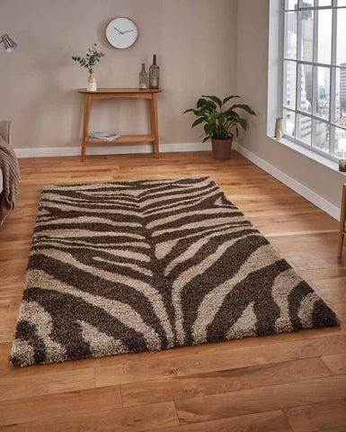 Portofino M289 Brown/Beige - Rug - Dream Floors and Furniture Ashton-Under-Lyne, Manchester