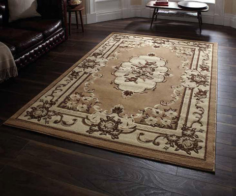 Marrakesh Beige Circle - Rug - Dream Floors and Furniture Ashton-Under-Lyne, Manchester