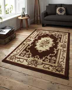 Marrakesh Brown Circle - Dream Floors Warrington