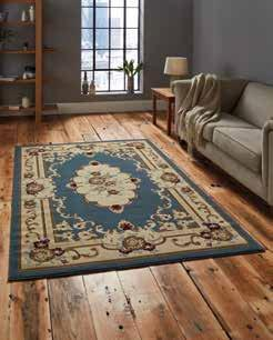 Marrakesh Light Blue Circle - Dream Floors Warrington