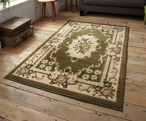 Marrakesh Light Green - Rug - Dream Floors and Furniture Ashton-Under-Lyne, Manchester