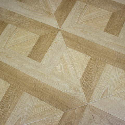 Medium Oak Effect Parquet - Laminate - Dream Floors and Furniture Ashton-Under-Lyne, Manchester