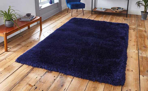 Montana Dark Navy - Rug - Dream Floors and Furniture Ashton-Under-Lyne, Manchester