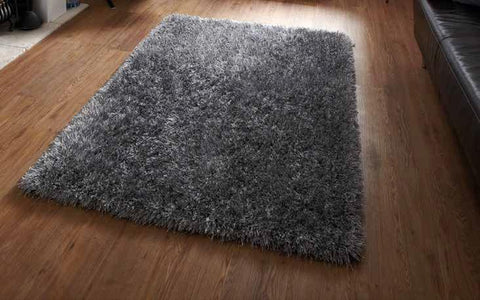 Monte Carlo Silver - Rug - Dream Floors and Furniture Ashton-Under-Lyne, Manchester