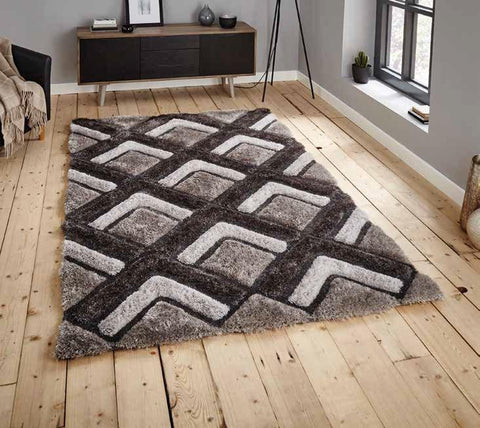 Noble House NH8199 Silver - Rug - Dream Floors and Furniture Ashton-Under-Lyne, Manchester