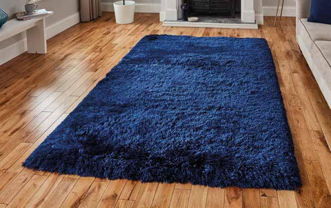Polar PL 95 Navy - Rug - Dream Floors and Furniture Ashton-Under-Lyne, Manchester