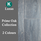 Luxus Prime Oak Vinyl - Vinyl - Dream Floors and Furniture Ashton-Under-Lyne, Manchester