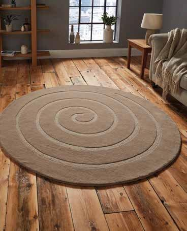 Spiral Beige - Dream Floors Warrington