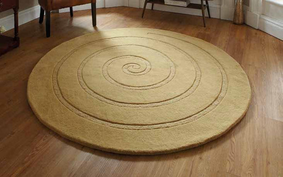 Spiral Gold - Dream Floors Warrington