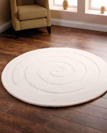 Spiral Ivory - Rug - Dream Floors and Furniture Ashton-Under-Lyne, Manchester