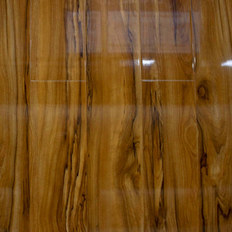 Walnut High Gloss - Laminate - Dream Floors and Furniture Ashton-Under-Lyne, Manchester