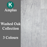 Amplus Washed Oak Vinyl - Vinyl - Dream Floors and Furniture Ashton-Under-Lyne, Manchester