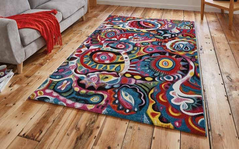 Sunrise Y583A - Rug - Dream Floors and Furniture Ashton-Under-Lyne, Manchester