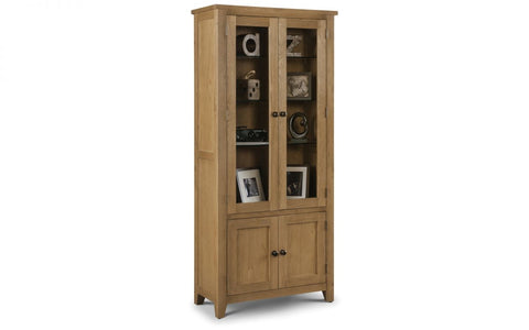 Astoria Display Cabinet - Furniture - Dream Floors and Furniture Ashton-Under-Lyne, Manchester
