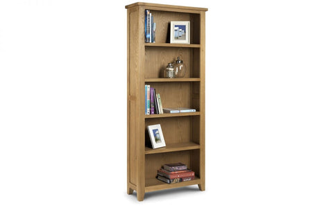 Astoria Tall Bookcase - Furniture - Dream Floors and Furniture Ashton-Under-Lyne, Manchester