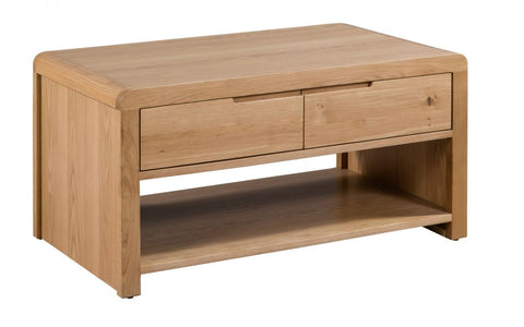 Curve Coffee Table - Furniture - Dream Floors and Furniture Ashton-Under-Lyne, Manchester