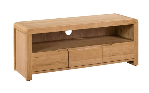 Curve TV Unit - Furniture - Dream Floors and Furniture Ashton-Under-Lyne, Manchester