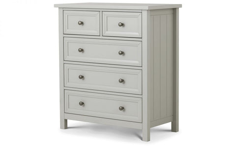 Maine 3+2 Drawer Chest - Furniture - Dream Floors and Furniture Ashton-Under-Lyne, Manchester
