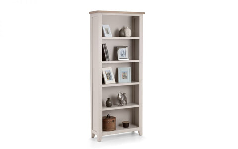 Richmond Tall Bookcase - Furniture - Dream Floors and Furniture Ashton-Under-Lyne, Manchester