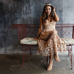 ELEGANT LACE DRESS JOANA Dress - Zia Clothing Company
