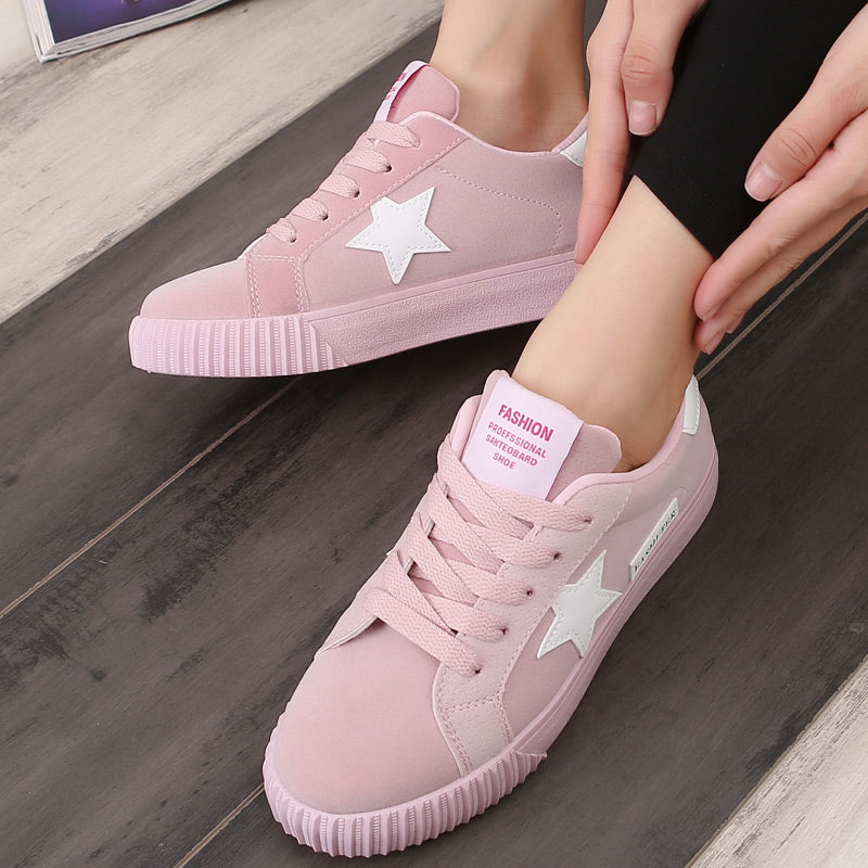 STYLISH 4 COLORS SNEAKERS Shoes - Zia Clothing Company