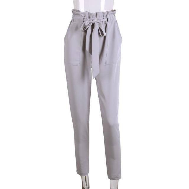 HIGH WAIST HAREM PANTS TRousers - Zia Clothing Company
