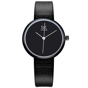 BLACK / WHITE WATCH WATCHES - Zia Clothing Company