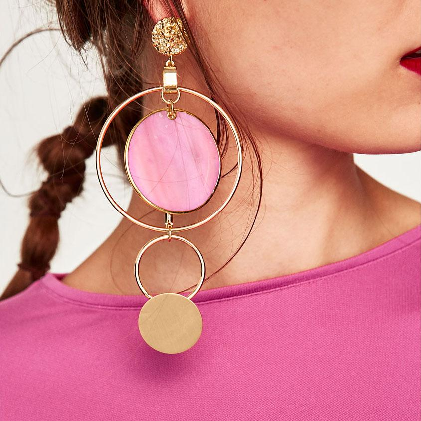 EARRINGS SUNRISE Accessories - Zia Clothing Company
