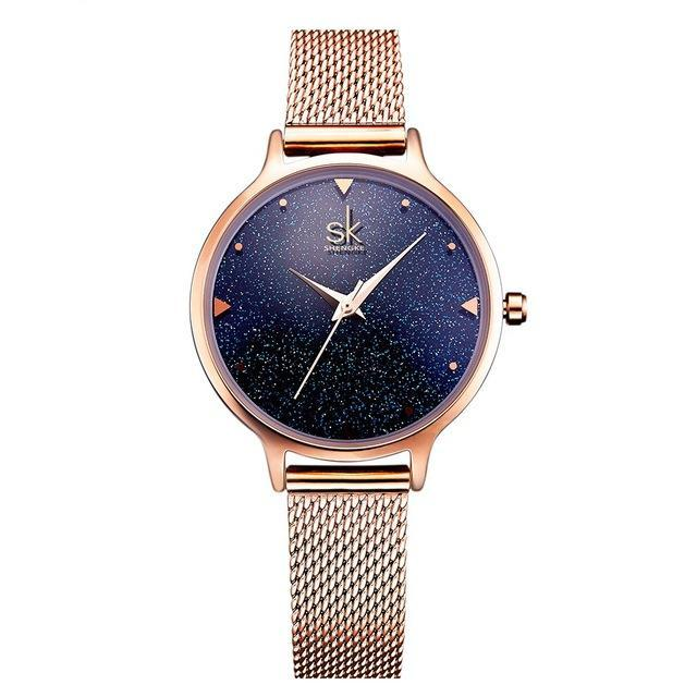 STARRY DESIGN WATCH WATCH - Zia Clothing Company