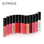 SOFT TEXTURE MATTE LIP GLOSS+LIP OIL 5 PCS SET  - Zia Clothing Company