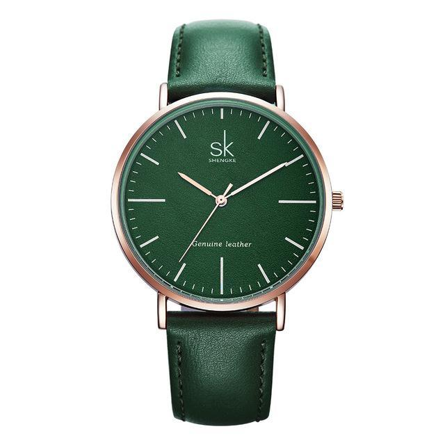 VEGAN LEATHER WATCH WATCH - Zia Clothing Company